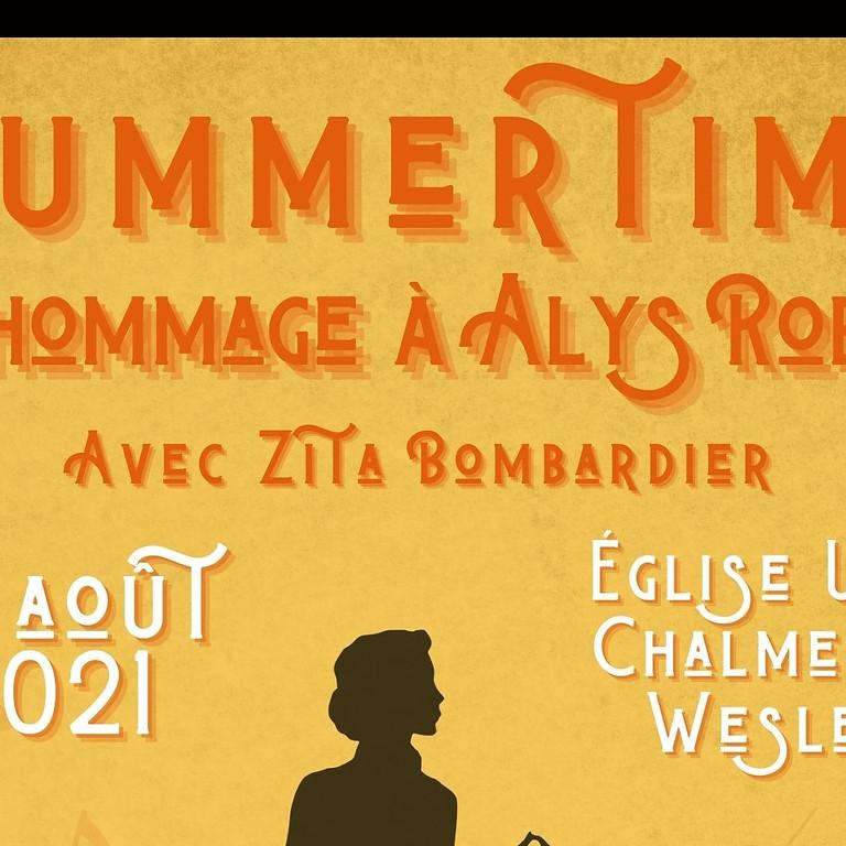 Summertime - Hommage à Alys Robi
