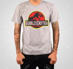 Bubbles Erotica Shirt Design
