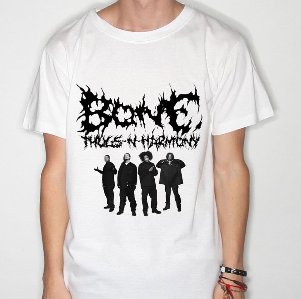 Bone Thugs Shirt Design