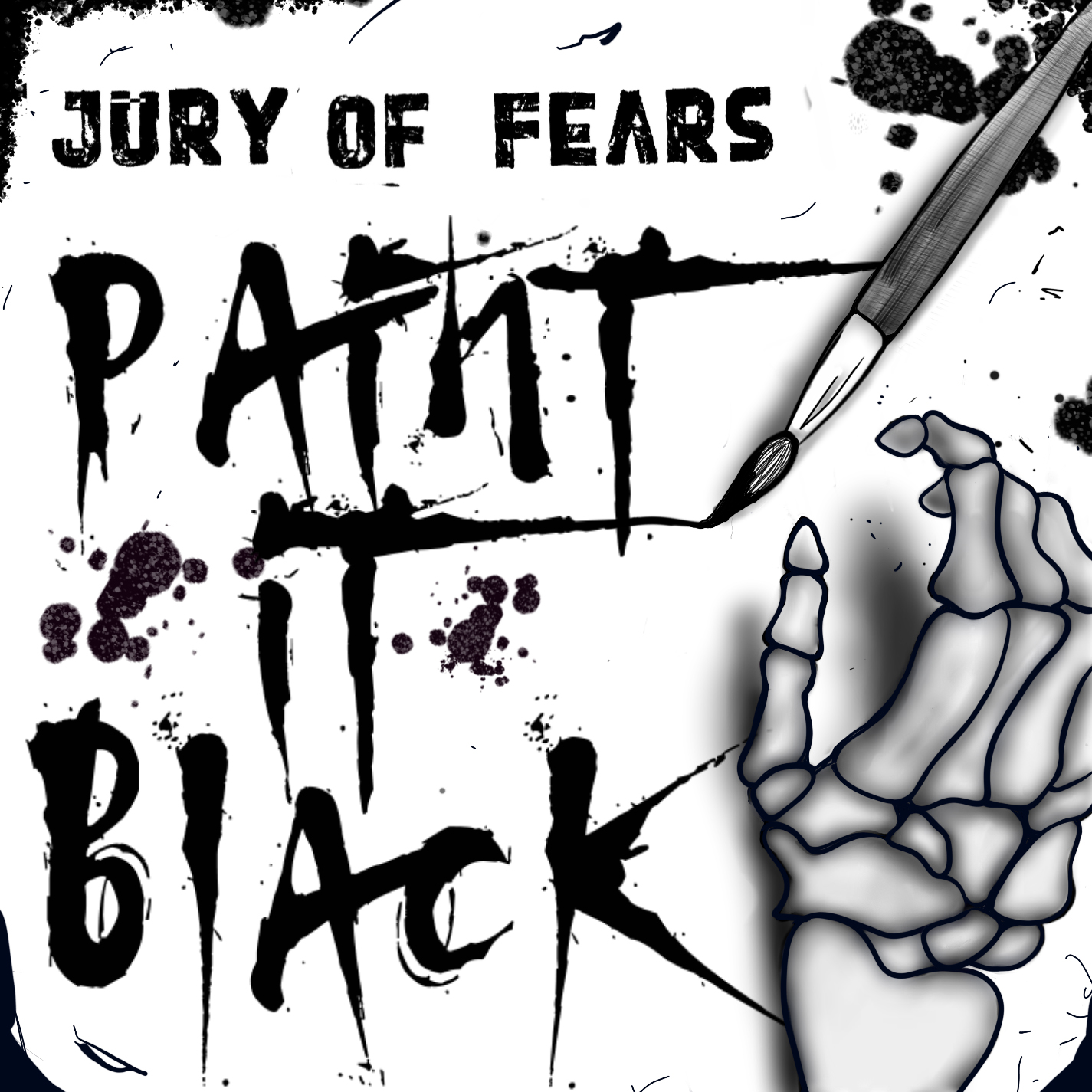 Paint it Black - Jury Of Fears