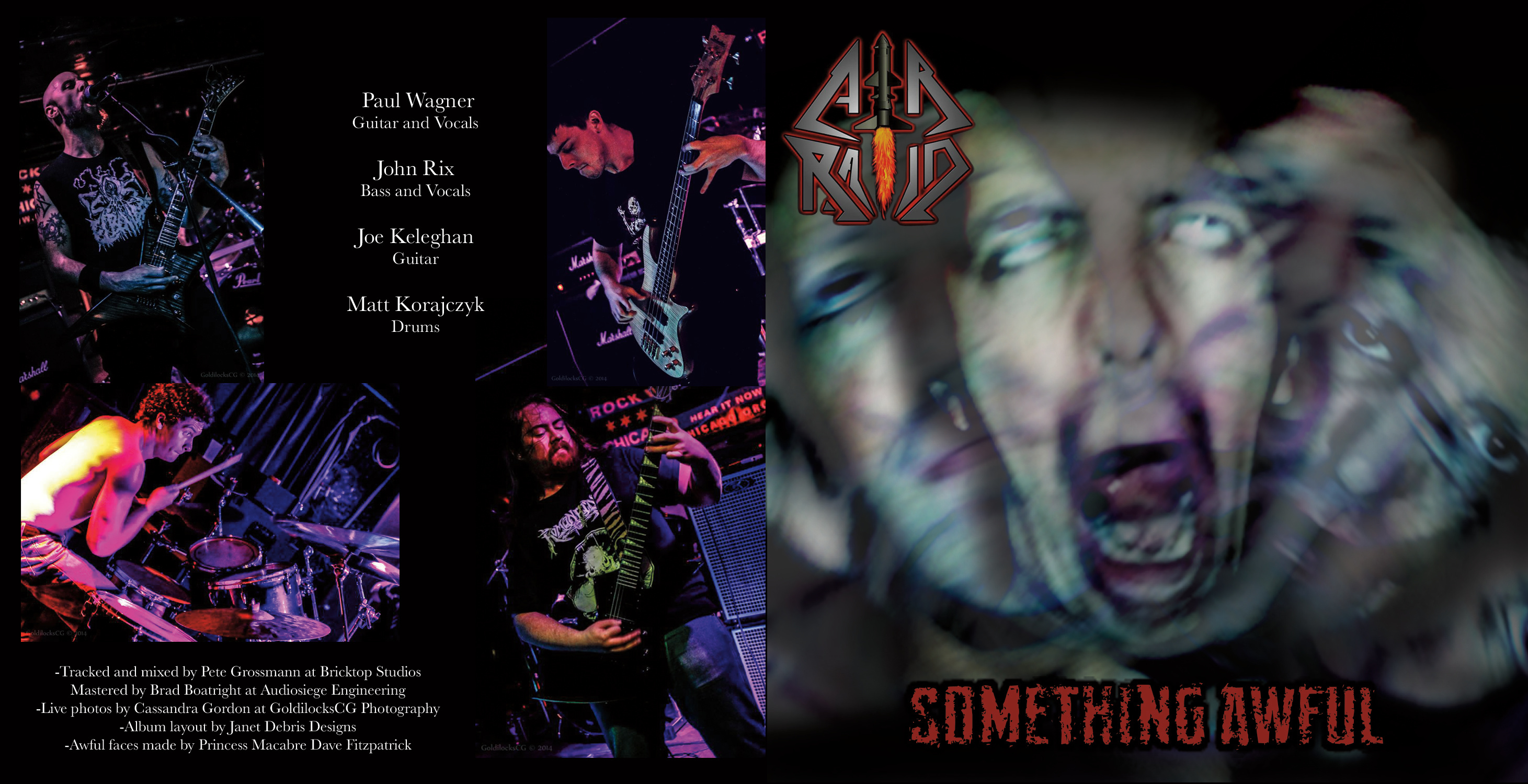 Something Awful - Air Raid