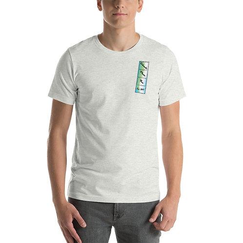 Colorful OPB Alternate Logo Unisex T-Shirt
