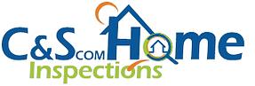 C&S COM Home Inspections Logo