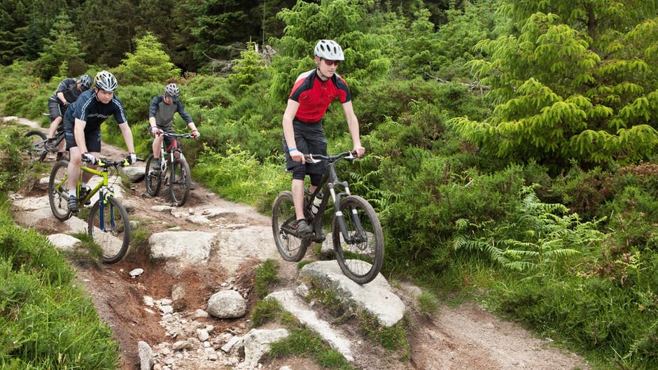 The Appeal of Mountain Biking