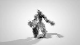 Thriller - Motion Capture Data Experimen