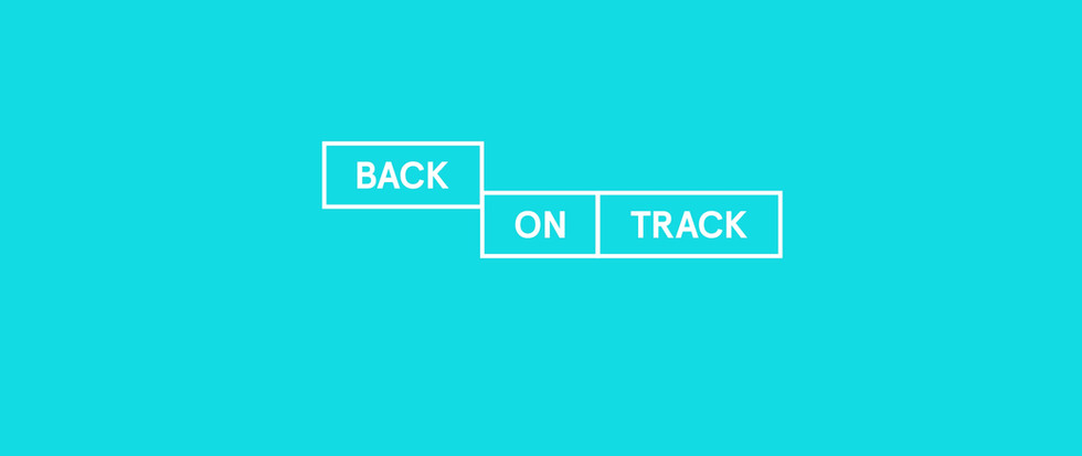 Back on Track organic logo system.mp4