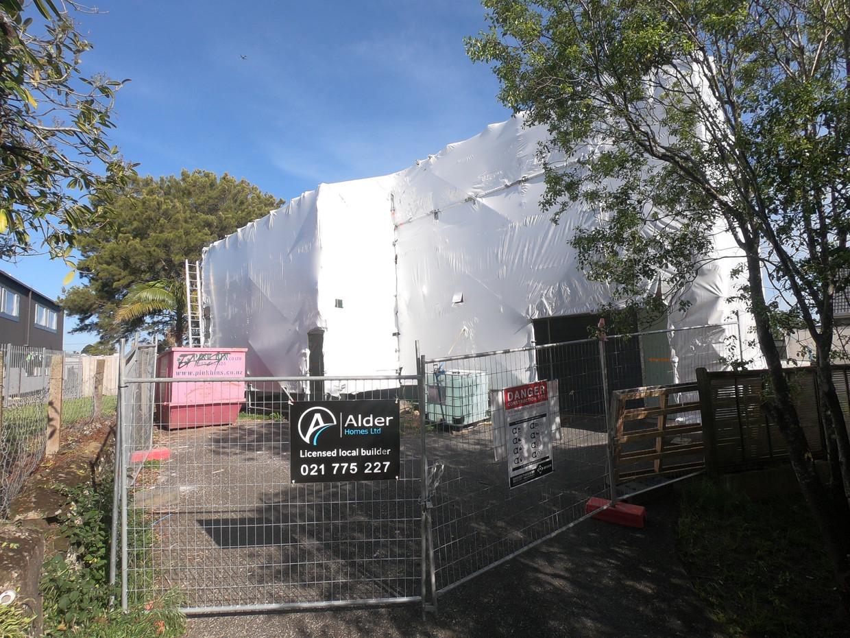 Demolition Stage