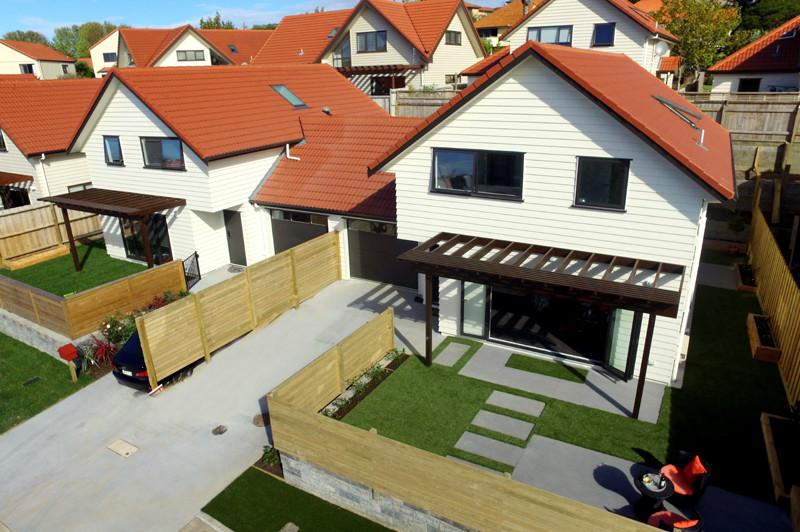 Semi Detached 4 Bedroom Homes