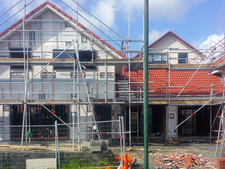 Ready for Weatherboards
