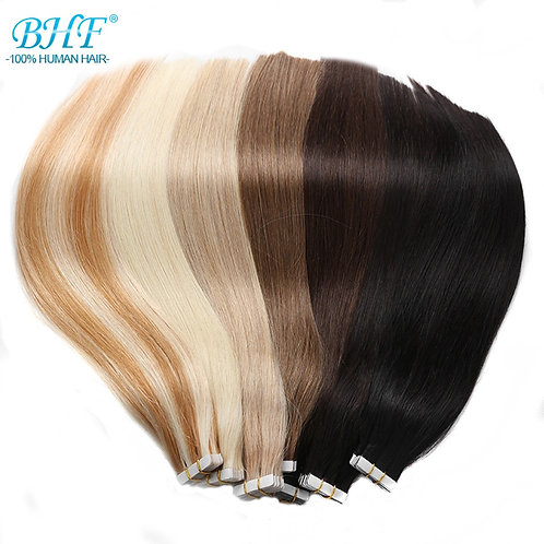 Tape in Human Hair Extensions 20pcs