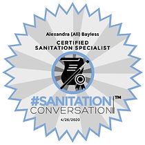 Alexandra_(Ali)_Bayless_Sanitation_Stand