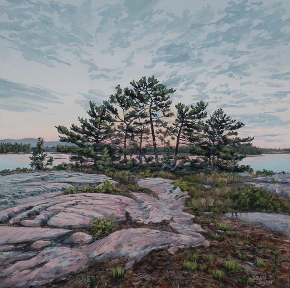 Early Morning on Georgian Bay