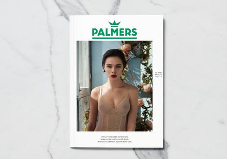 Palmers re-design