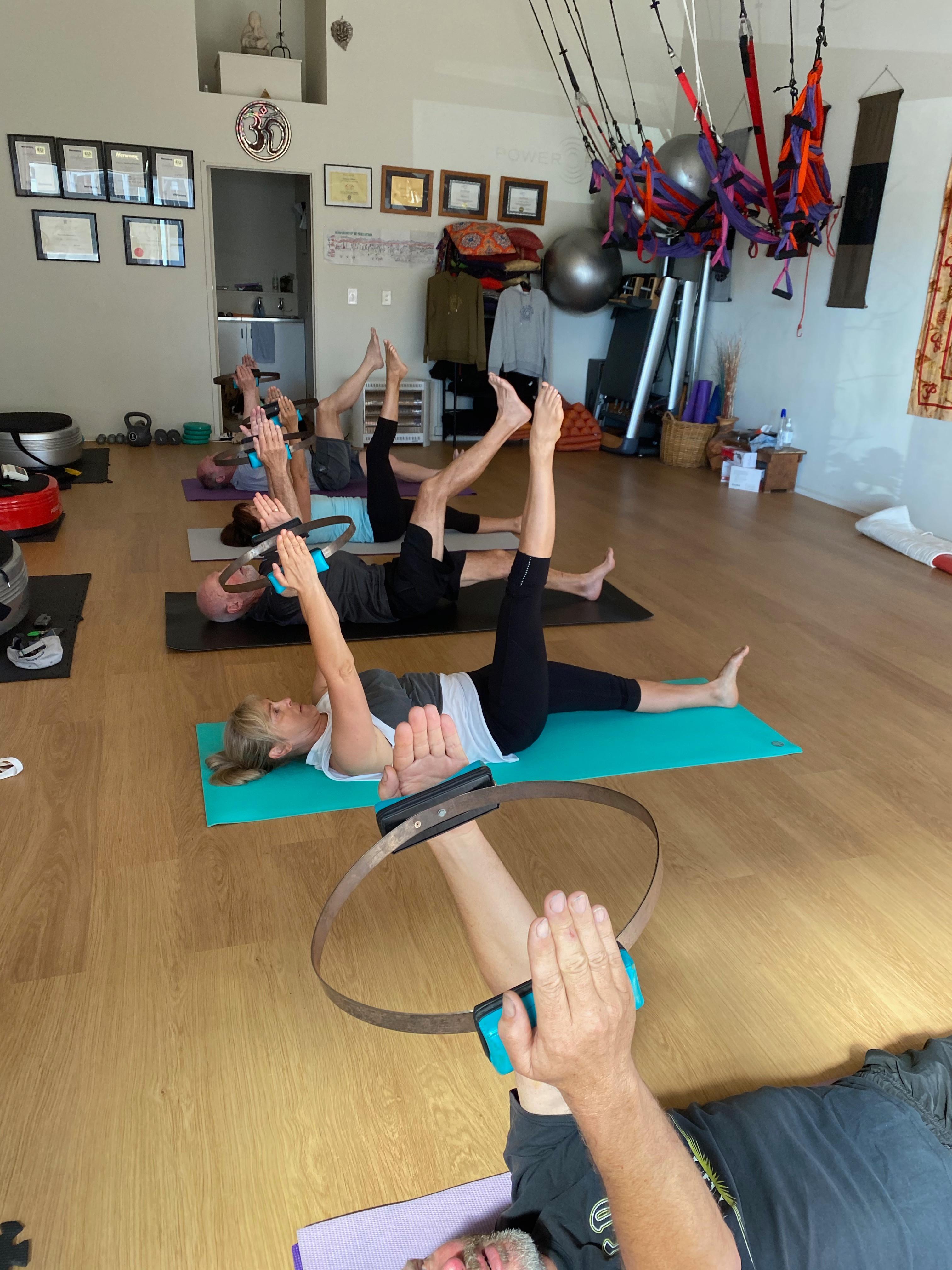 Pilates Beginner