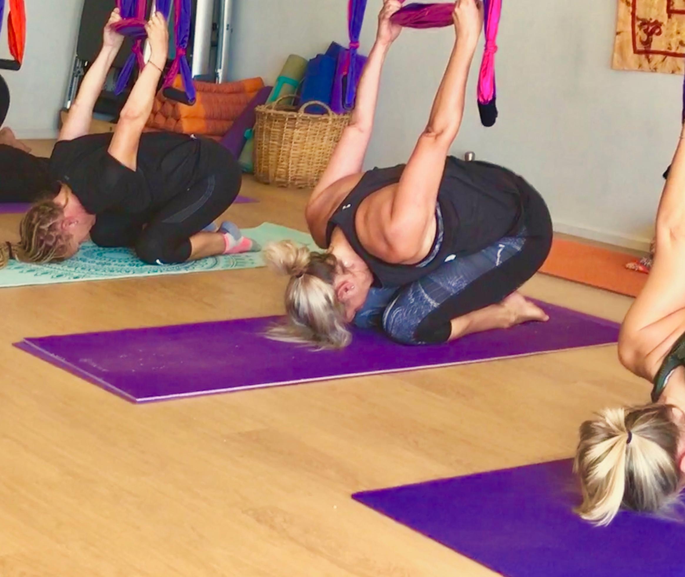 Yoga with Gene Scorringe