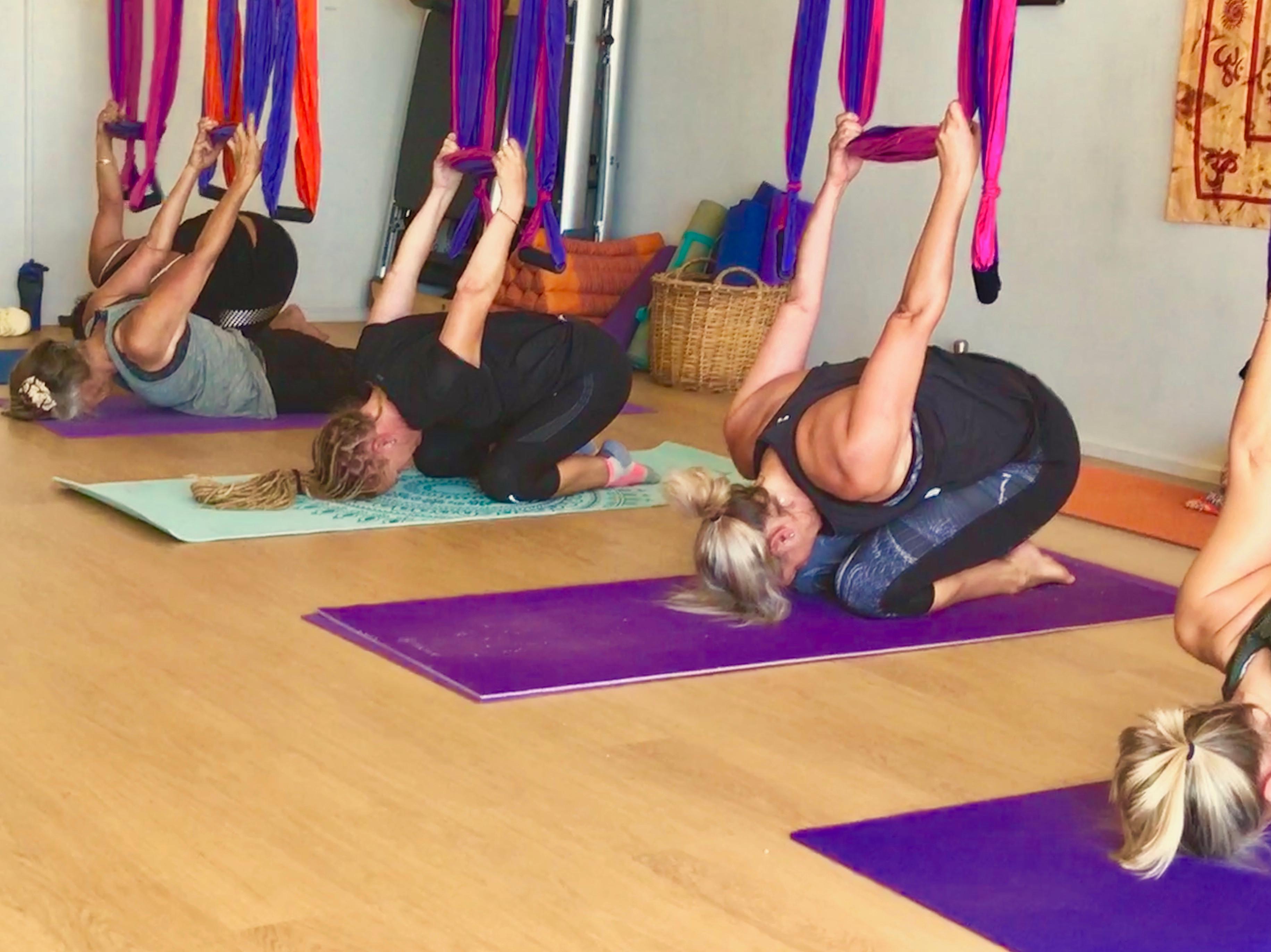 Yoga Intermediate