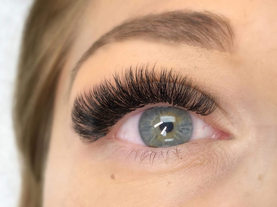 the Real History of Fake Lashes