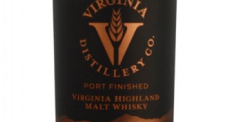 Virginia Distilling Single Malt