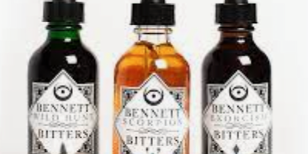 Bennet Bitters ~ Must try!