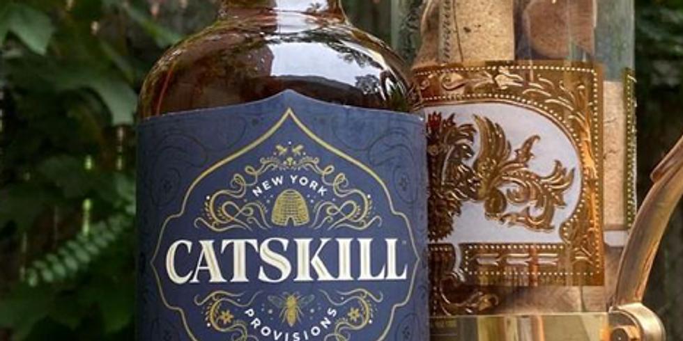 Catskill Honey Rye & Vodka