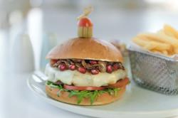 Sujuk Burger