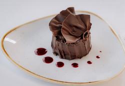 Le President Chocolate Cake