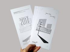 Carte de vœux - CAUE 95