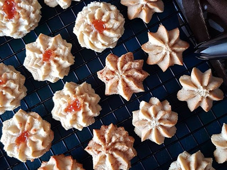 Delicious Almond Cookies