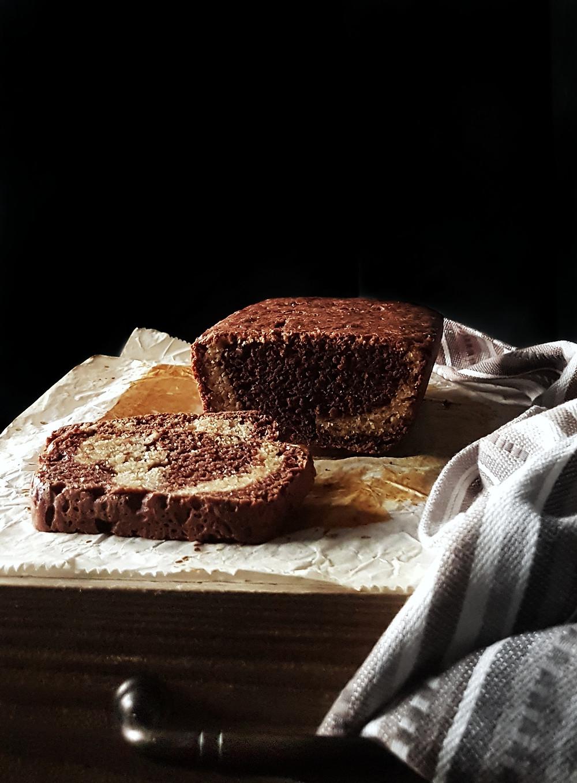 Gluten Free Vegan Chocolate Bread