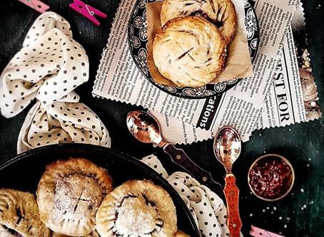 Pastry Hand Tarts (gluten free and vegan)