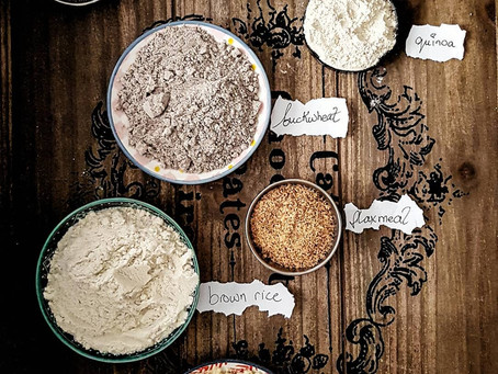 How to write a good gluten free flour blend recipe (Part 1)