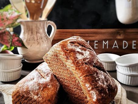 A Gluten Free and Vegan Bread Recipe You Can Modify