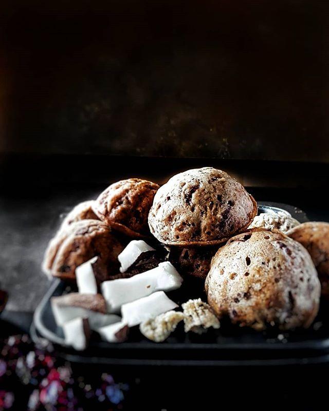 Gluten Free Vegan Trini Coconut Sweetbread Muffin