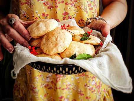 Trini Style Fry Bake or Floats (Puri, Poori)