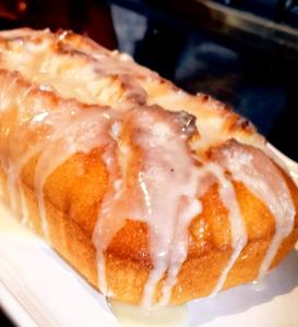 Gluten Free Ponche de Creme or Boozy Eggnog Cake