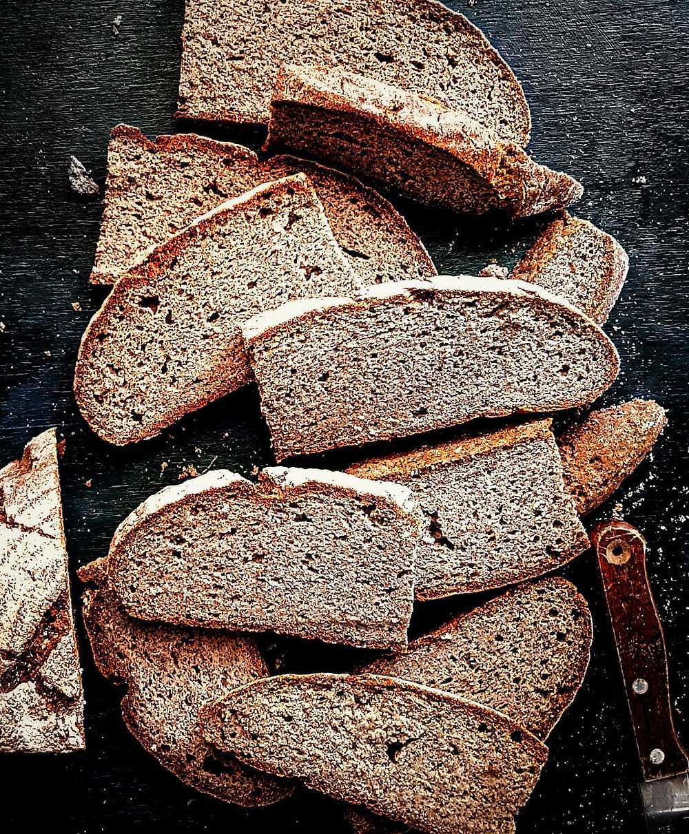 An option for a Gluten Free Vegan Bread Recipe
