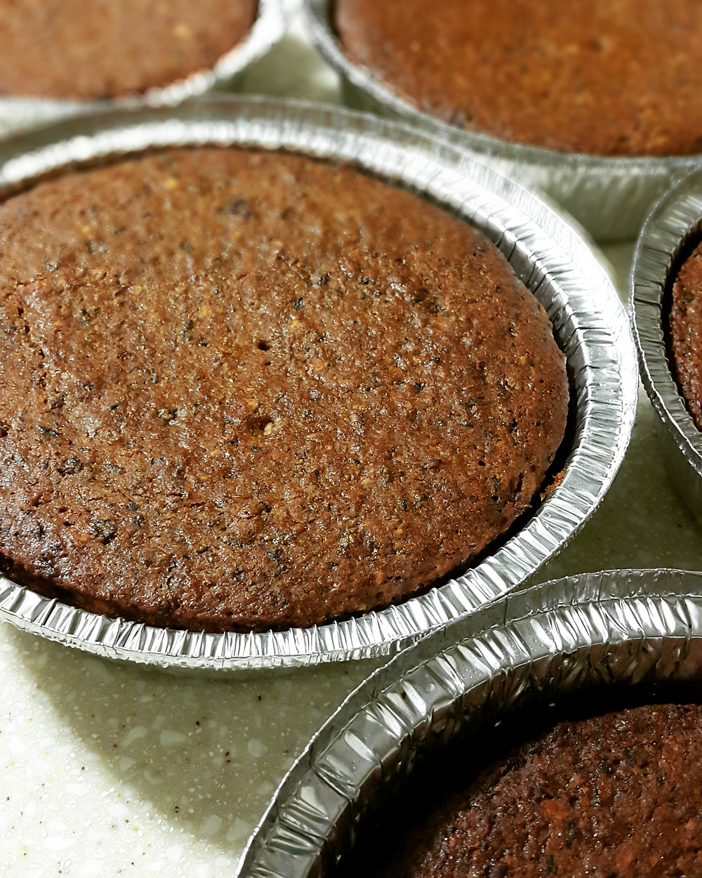 Gluten Free Trini Fruit Cake