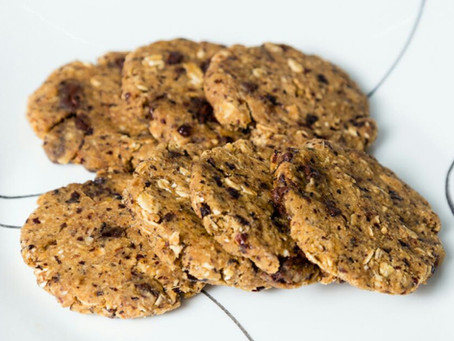Refined Sugar Free Sweet Potato and Chocolate Chip Cookies