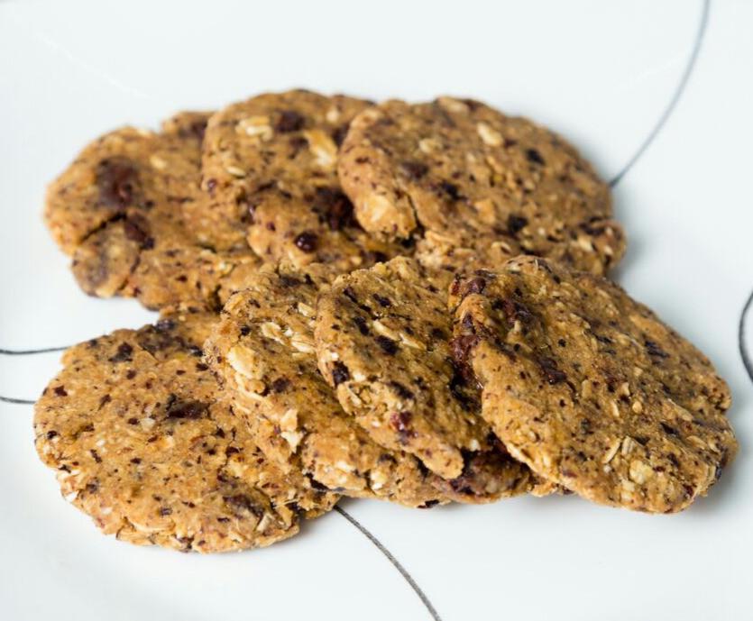 Sweet Potato and Chocolate Chip Cookies