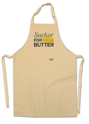 'Sucker For Butter...' Apron