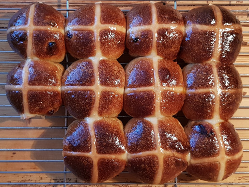 One A Penny, Two A Penny, Hot Cross Buns!