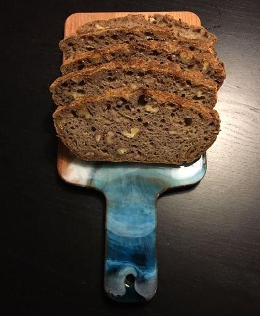 Fig & Walnut Sourdough Loaf