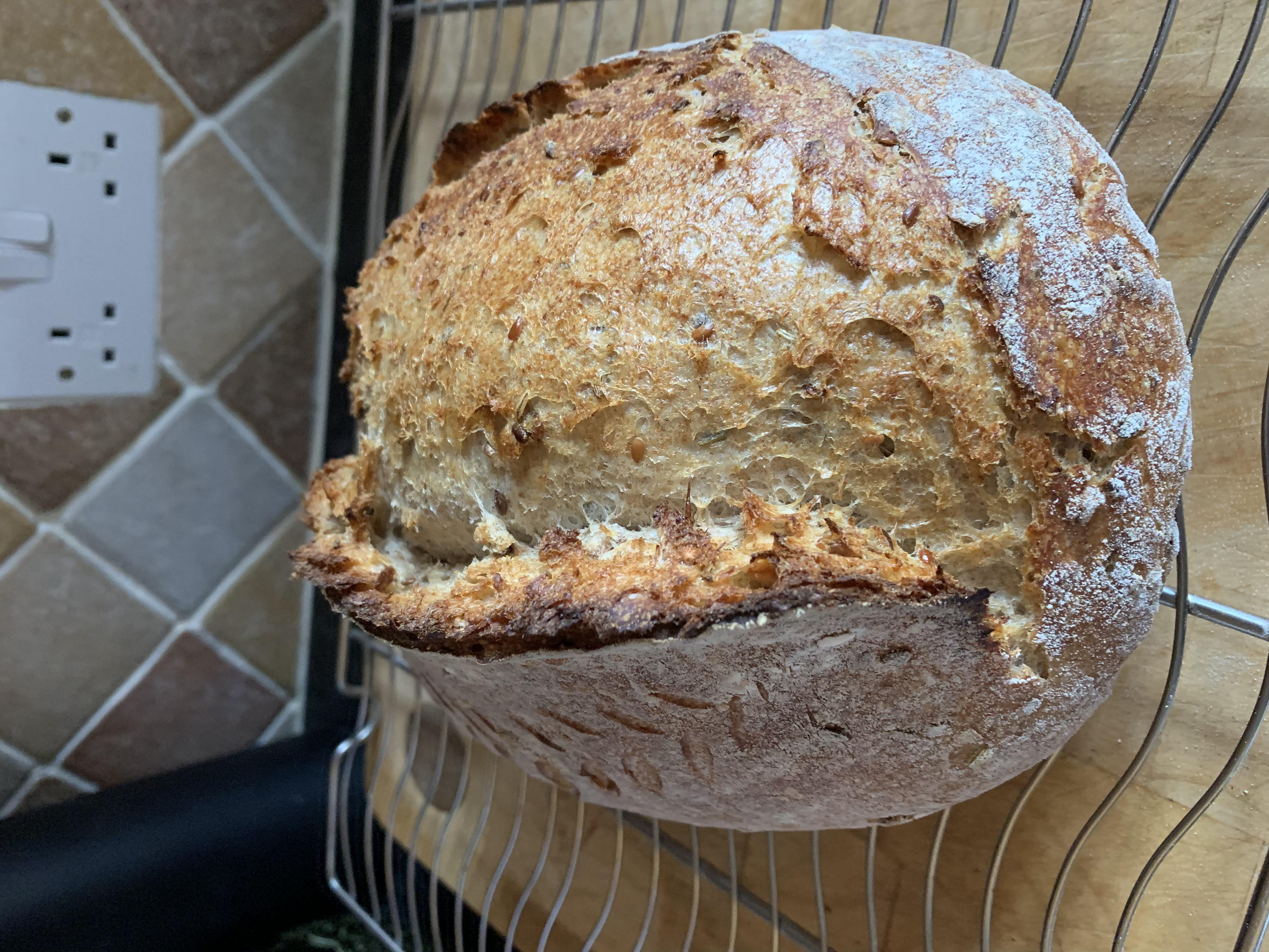 Sourdough Loaf2