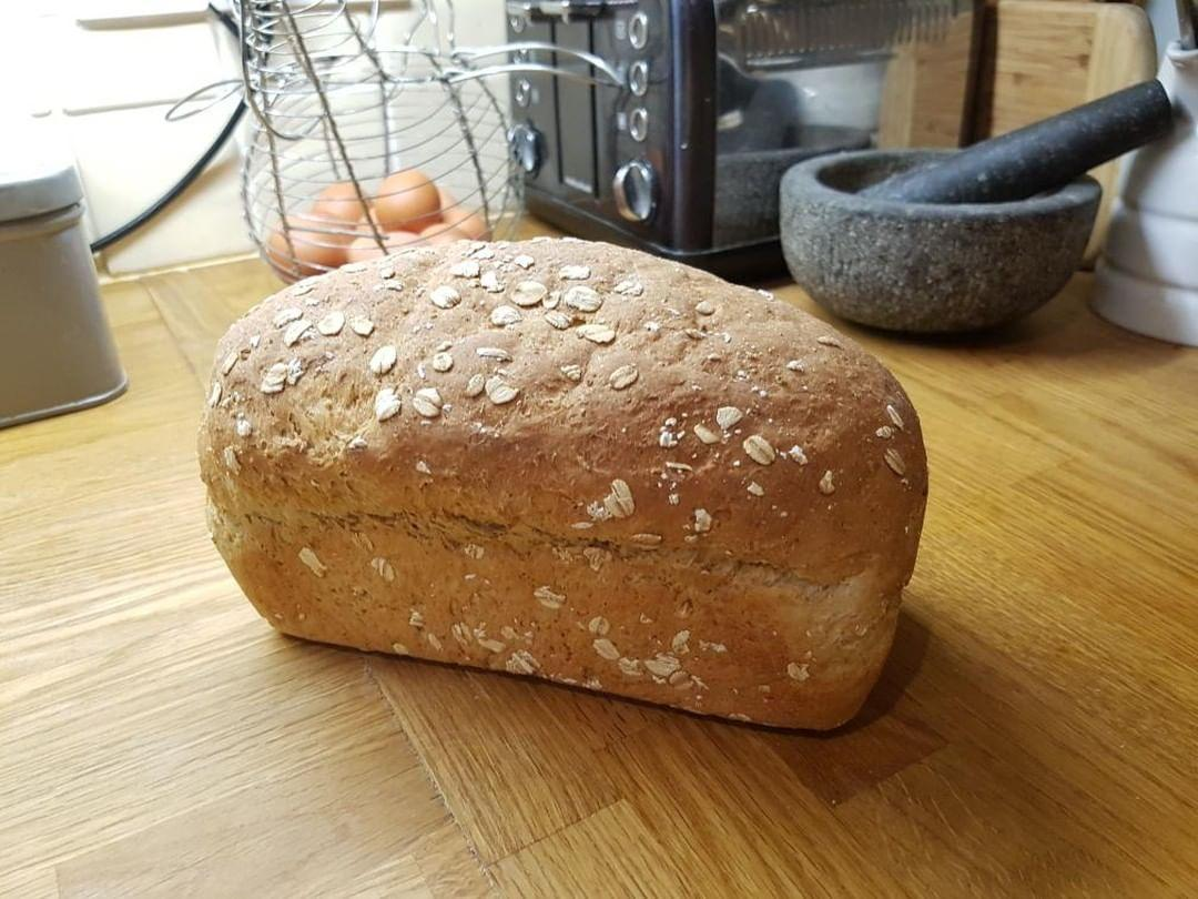Honey & Oat Loaf