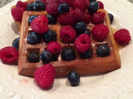 Product Review: Epicure's Silicone Waffle Mold