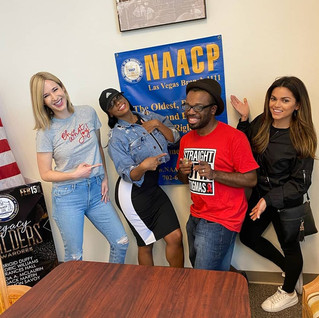 Andy Feds @ NAACP
