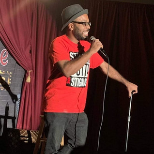 Andy Feds @ Tickle Me Comedy