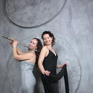 Арфа и флейта