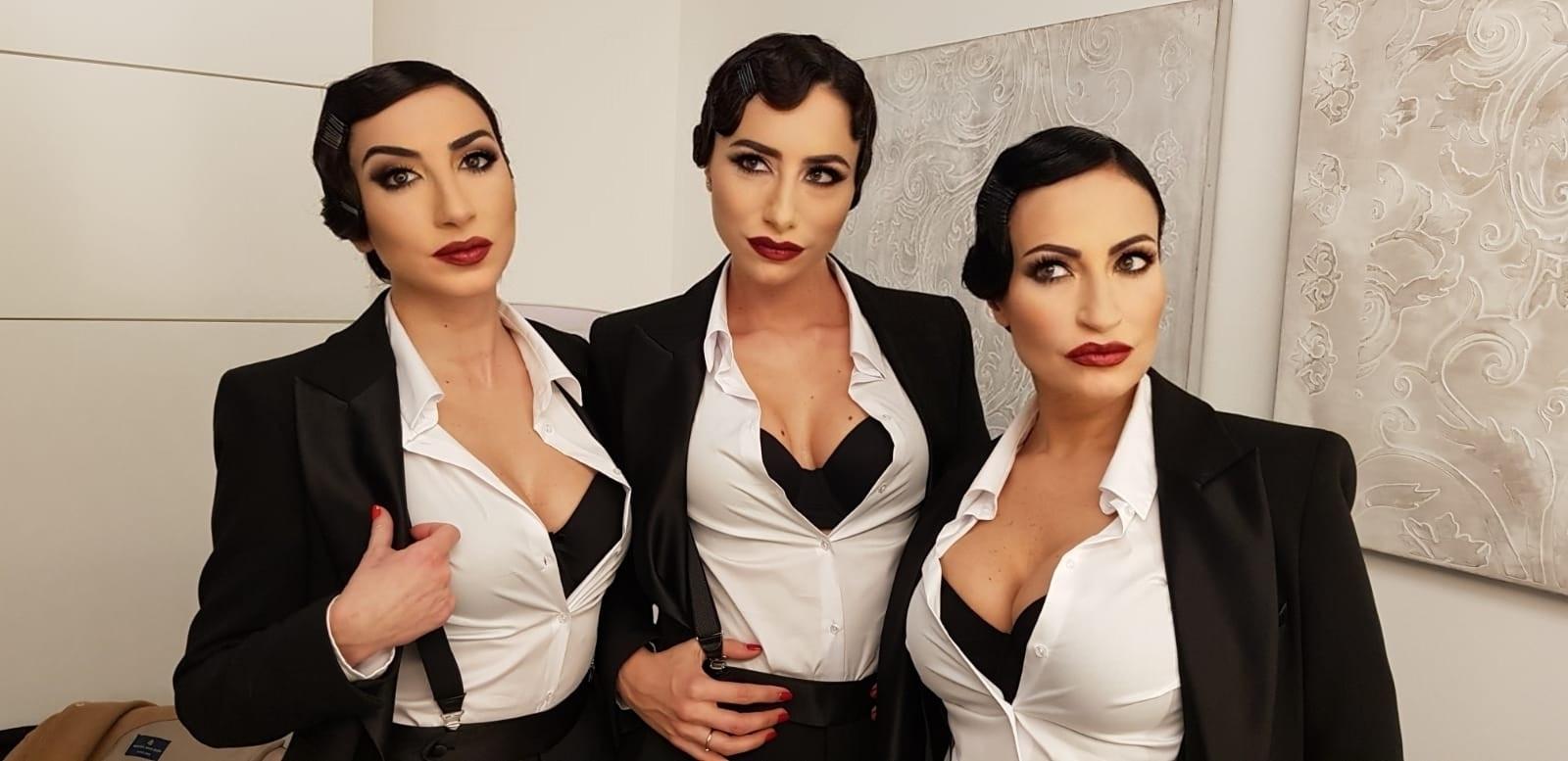 Mara, Giorgia and Stefania - Milan, Italy