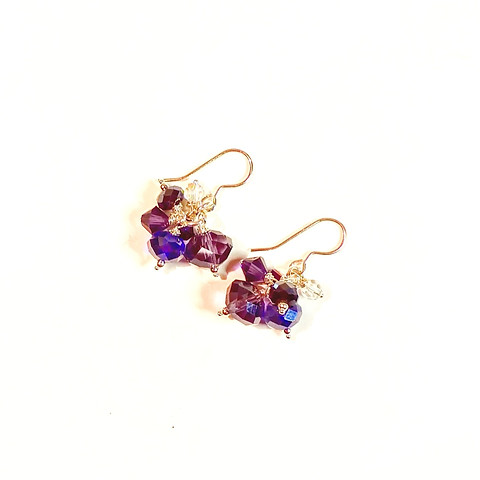Christmas Earrings by FIZZIPINS